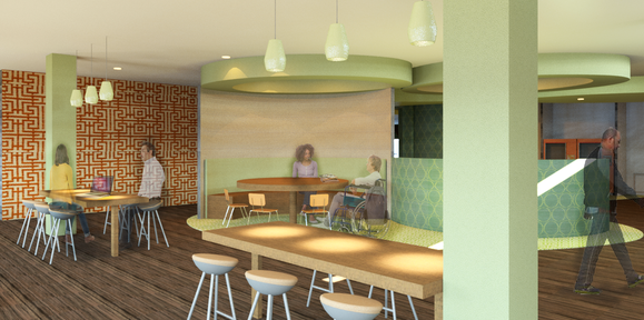 Brianna sullivan home for Endicott college interior design